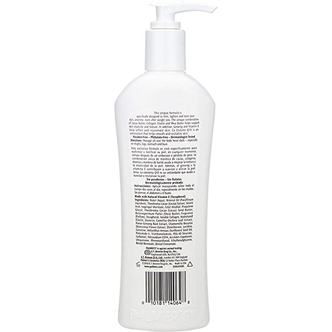 Palmers Cocoa Butter Formula Skin Firming Butter 315ml: Amazon.es: Electrónica
