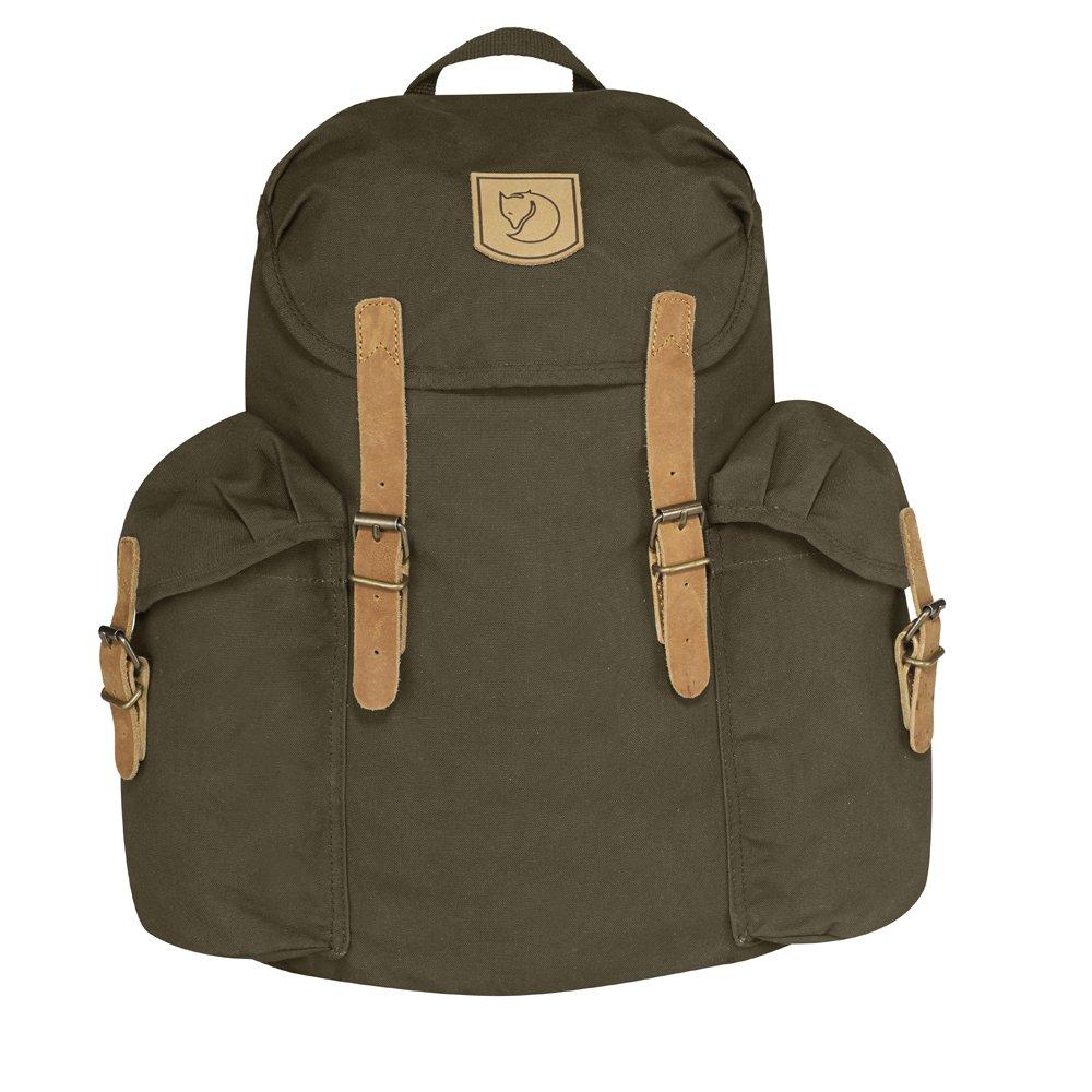Fjallraven Ovik Backpack, Dark Olive, 15 L