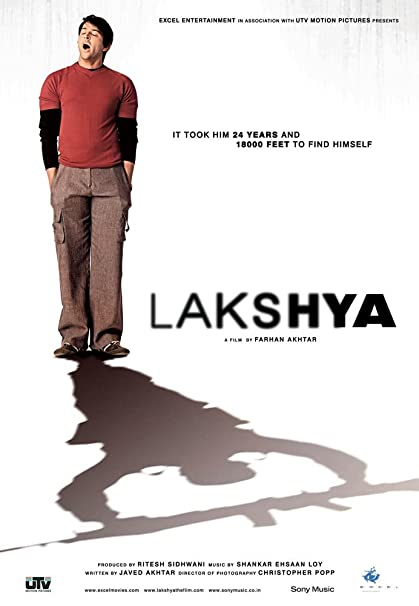 Image result for lakshya poster