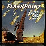 SOUNDTRACK TANGERINE DREAM FLASHPOINT vinyl record