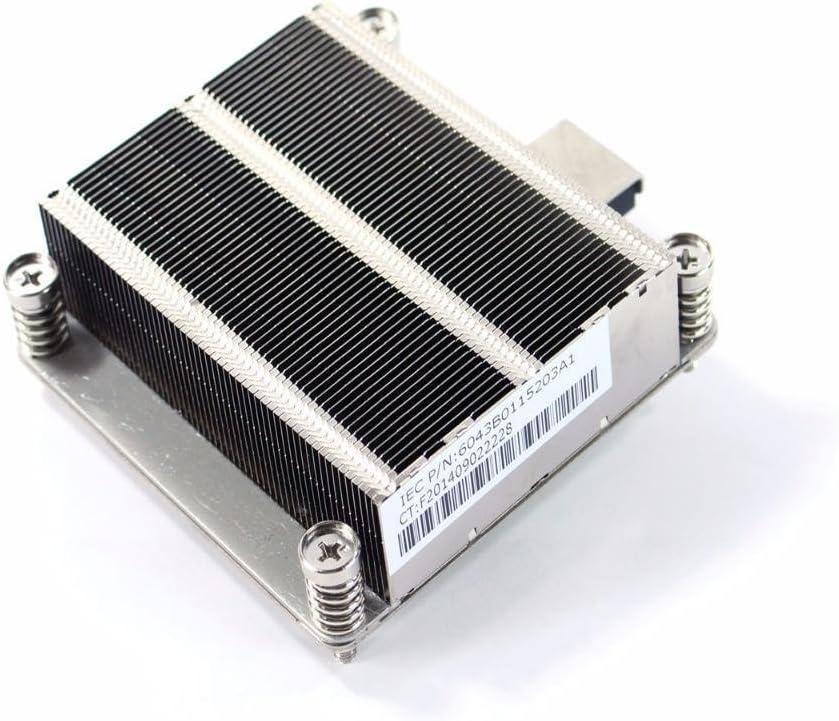 Dell Poweredge 6220 Processor Heatsink with Screws YVYH6