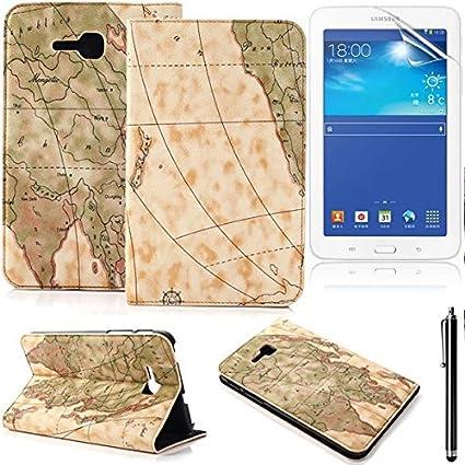 Samsung Galaxy Tab 3 7,0 Lite Case-Funda para tarjeta de ...