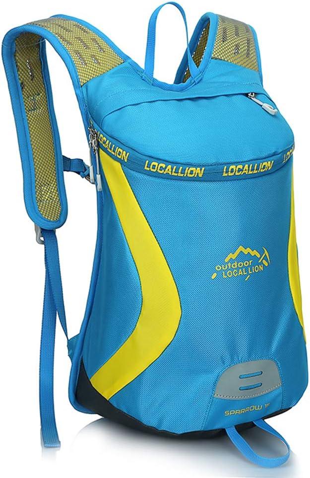 SQB Mochilas Mochila portátil para niños 15 litros de Ocio Deportivo Mochila para Caminar Mochila para Correr Mochila