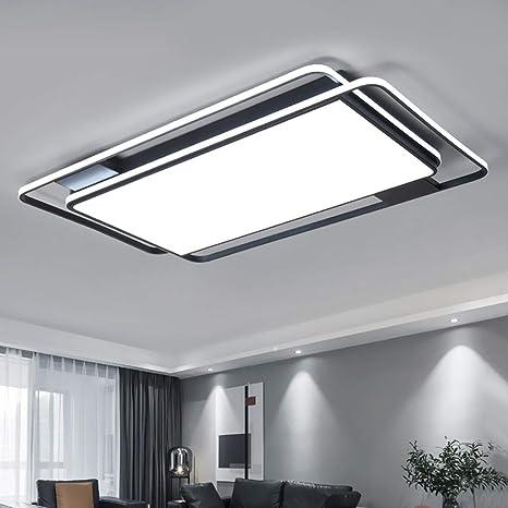 Sala de Estar LED Montaje Empotrado Accesorios de Techo ...