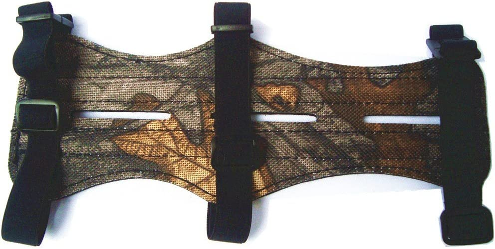 Archery Arm Guard Safe Guard 600D Nylon for Recurve Bow Forearm Wrist Protector