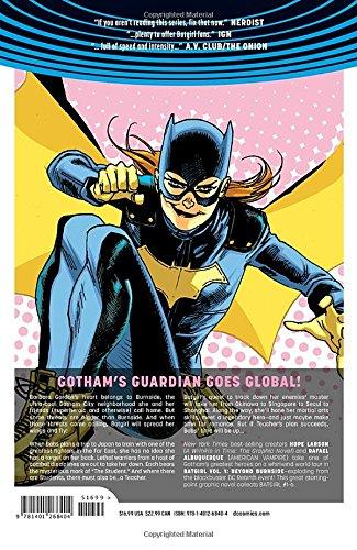 Batgirl Vol. 1: Beyond Burnside (Rebirth) at Gotham City Store