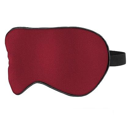 PLEMO Antifaces para Dormir 100%25 Seda Material Relleno Máscara de Dormir & Sueño Anti
