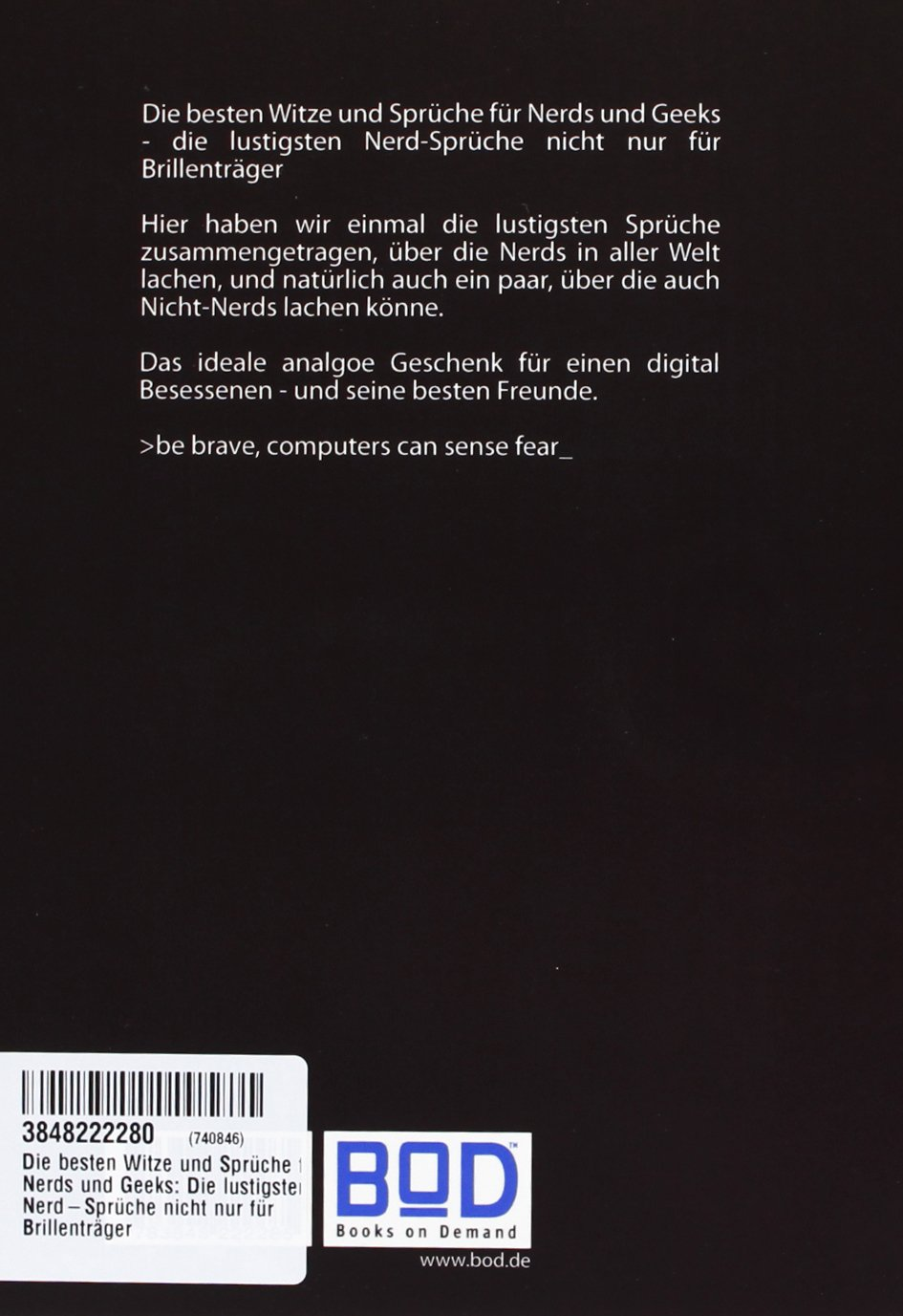 Die Besten Witze Und Sprüche Für Nerds Und Geeks: Die Lustigsten Nerd  Sprüche Nicht Nur Für Brillenträger: Amazon.de: Thomas Meyer: Bücher