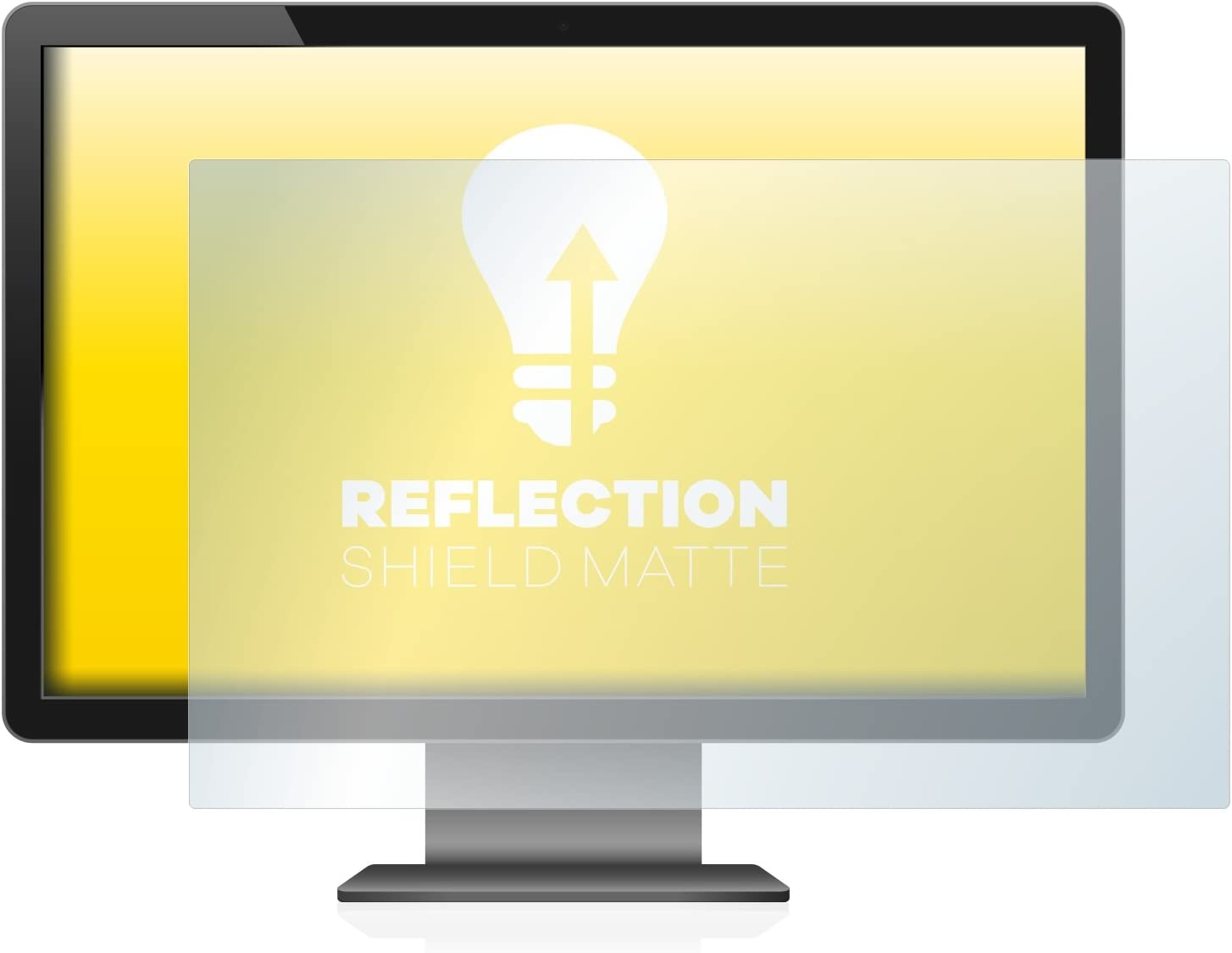 Anti-Fingerprint BROTECT Entspiegelungs-Schutzfolie kompatibel mit HP ProBook 470 G4 Displayschutz-Folie Matt Anti-Reflex