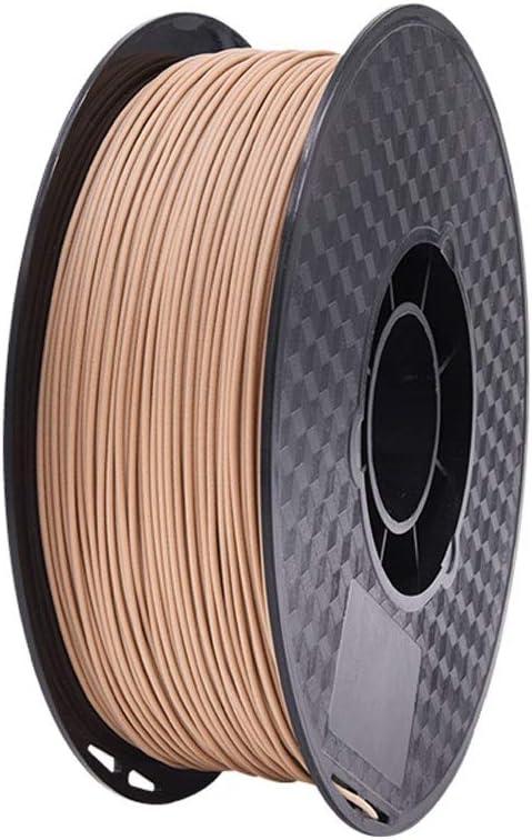 YLL Impresora 3D de Consumo de Madera Utilizado Pla 1,75 mm Grano ...