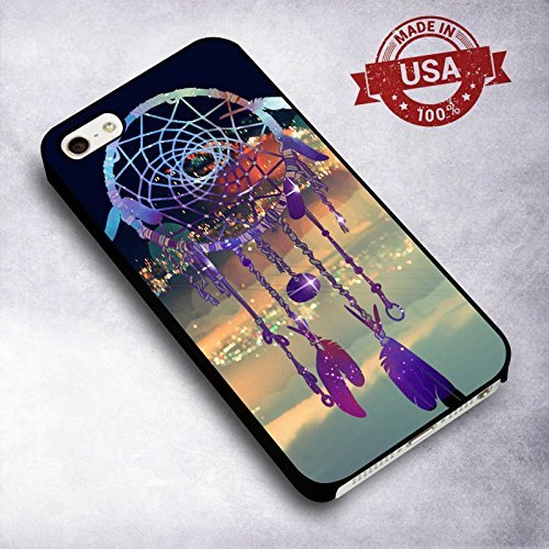 Precious Dreamcatcher Galaxy Nebula pour Coque Iphone 6 or 6s Case P8F2MI