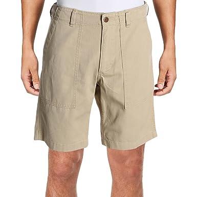 dc4b98c70892 Ralph Lauren Denim and Supply Mens Twill Utility Shorts Khaki (32)