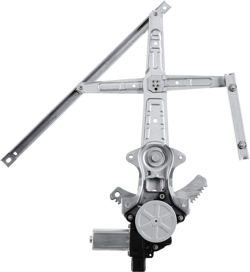 A-Premium Power Window Regulator with Motor Replacement for Mitsubishi Outlander 2014-2019 Rear Left