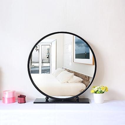 Li Li Na Shop Schlafzimmer Schreibtisch Spiegel Europäischen Super Runden Spiegel