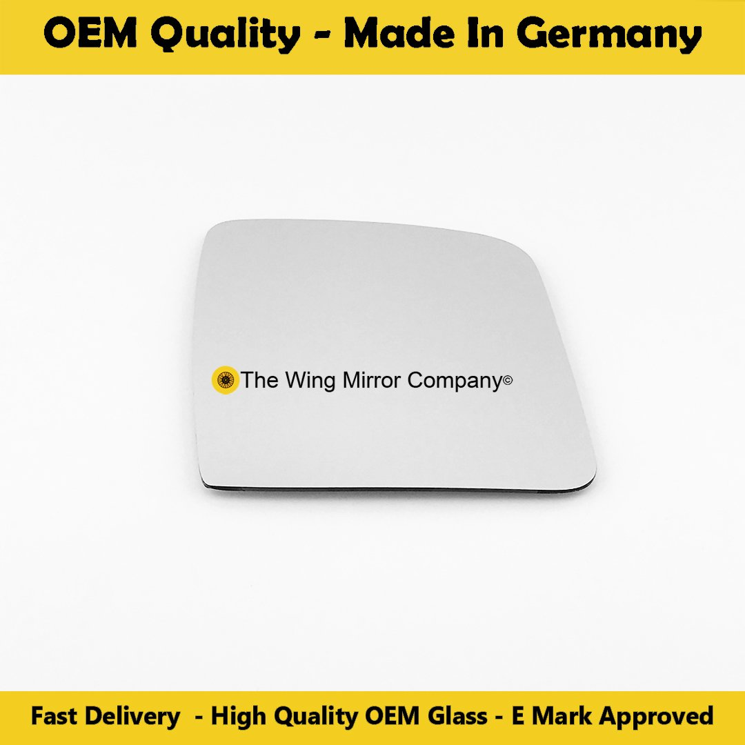 Right Hand Side Door Mirror Glass Convex For FRD-Transit Connect Year 2000 To 2013
