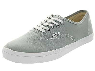 gray vans authentic lo pro