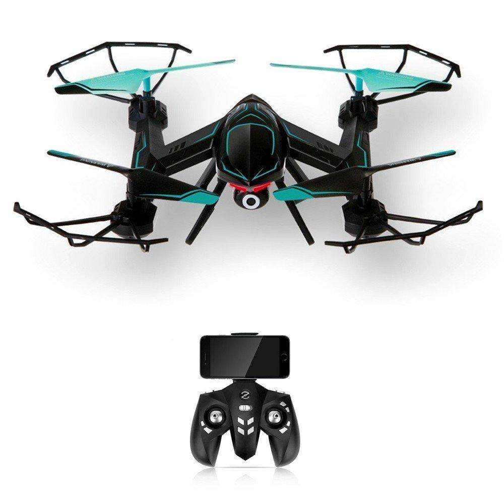 SGOTA RC Drone FPV VR Wifi RC Quadcopter 2.4GHz 6-Axis Gyro Remote Control Drone With HD 2MP Camera Drone
