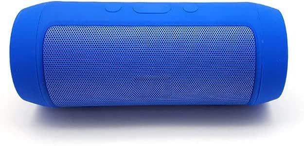 Wireless Bluetooth Speaker Mini Speaker with Diaphragm Subwoofer Card Radio Dust Speaker,Blue
