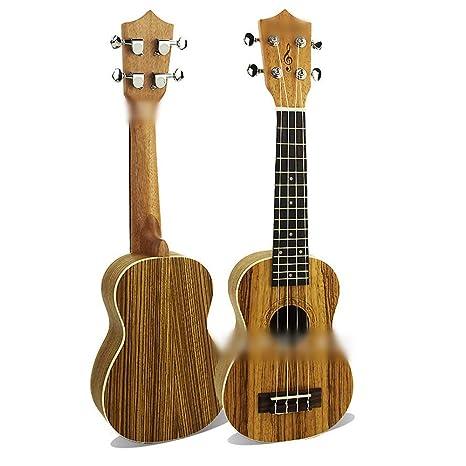 FELICIOO 21 pulgadas ukelele uklele ukelele hawaiana cuatro ...