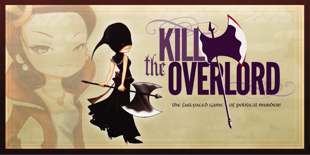 Kill the Overlord Kartenspiel