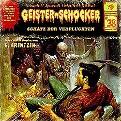 Schatz der Verfluchten (Geister-Schocker 38)