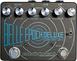 Catalinbread Belle Epoch Deluxe Delay Reverb Pedal