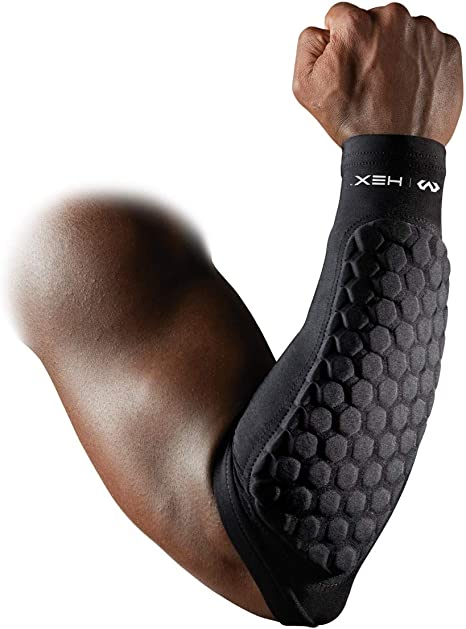 Adult Football//Martial Arts Forearm Pads Durable Foam Padding