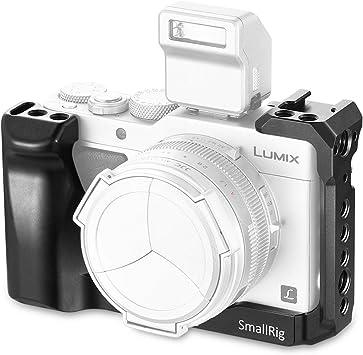 Black Panasonic DMW-LFAC1K Automatic Lens Cap for Lumix DMC-LX100 Camera