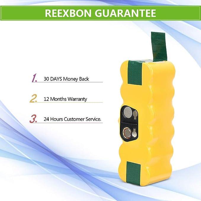 Batteria Ricaricabile per iRobot Roomba serie 400 4500mAh Garanzia Italiana