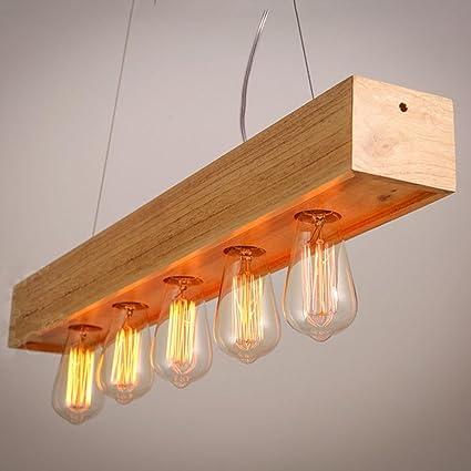 Home - Art Lámpara de Techo LED Lámparas Colgantes Hechas a ...