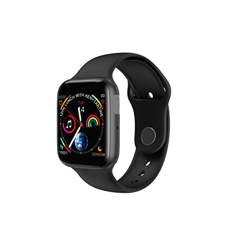 Amazon.com: Smart Watch Men Heart Rate Iwo 9 Smartwatch Iwo ...