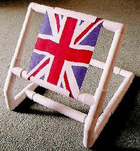 R&R Large Lap Frame (Sizes 14'' x 14'' & 14'' x 9'') Made In Great Britain! by R&R