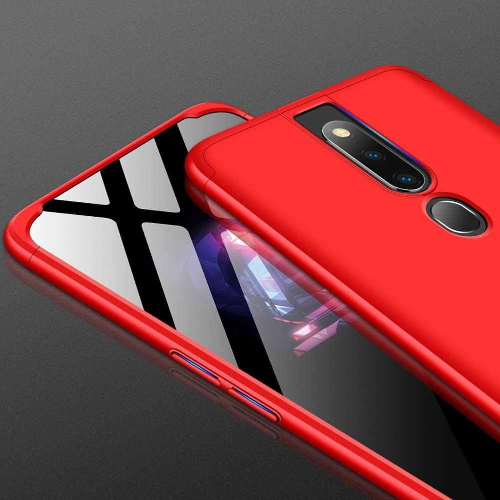 ZHJS Carcasa del Teléfono Oppor 17 OPPO R9S/Rojo Chino: Amazon.es ...