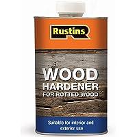 Rustins Houtverharder voor Rotted Wood 250ml Geschikt voor Binnen & Exterieur Gebruik