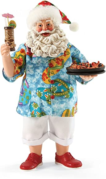 Department 56 Possible Dreams Paella to Share Santa Figurine