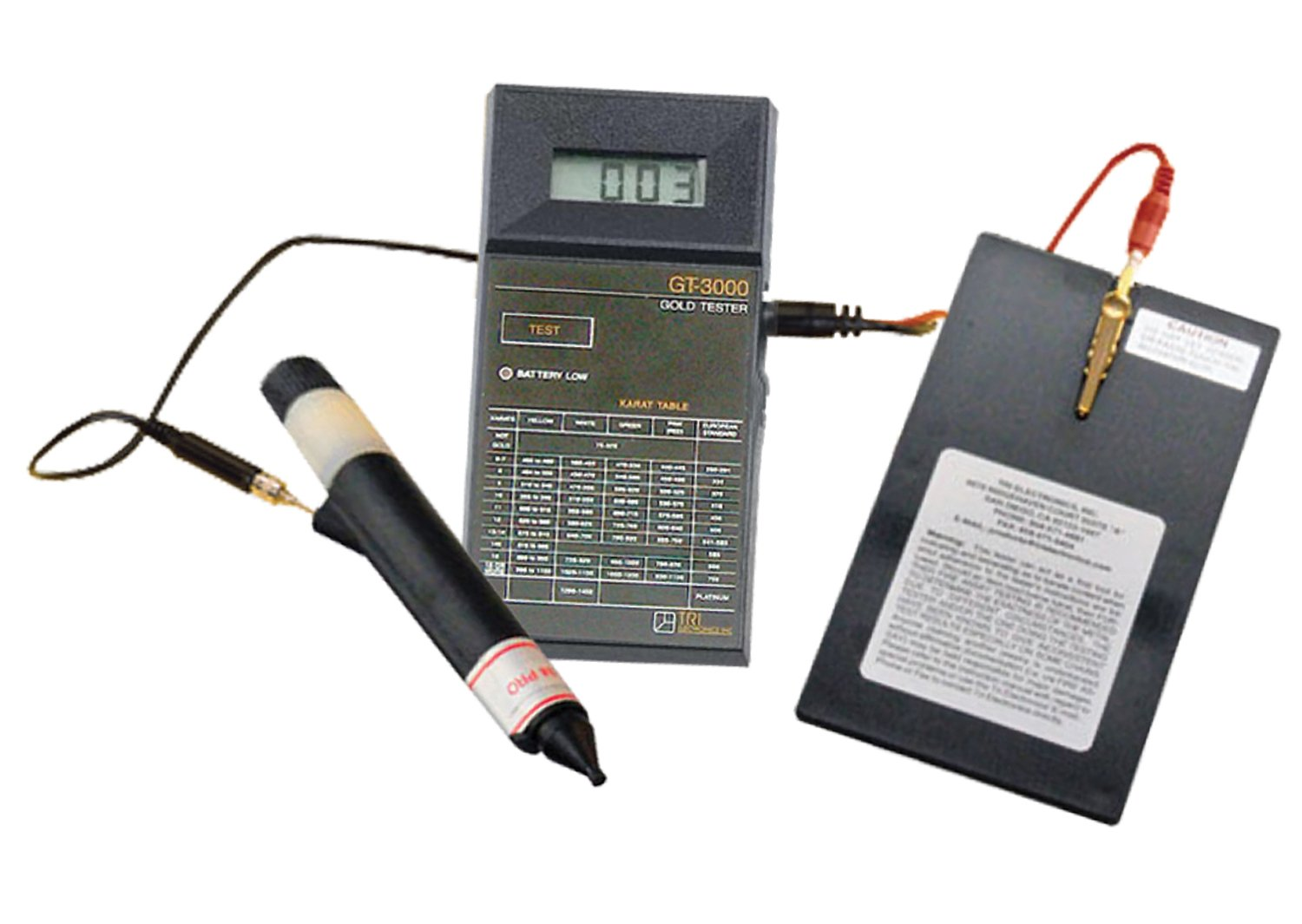 Tri Electronics Gold Tester GT-3000 by TRI Electronics