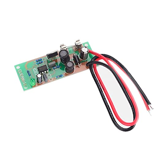 Amazon.com: 12 Volts Lead Acid Battery Desulfator Assembled Kit with ...