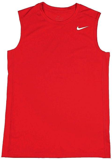 Amazon.com  Nike Big Boys  (8-20) Dri-Fit Cool Baselayer Training ... 436516efcc