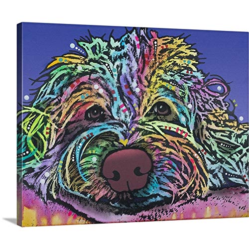 Dean Russo Premium Thick-Wrap Canvas Wall Art Print Entitled La Lou 6 20