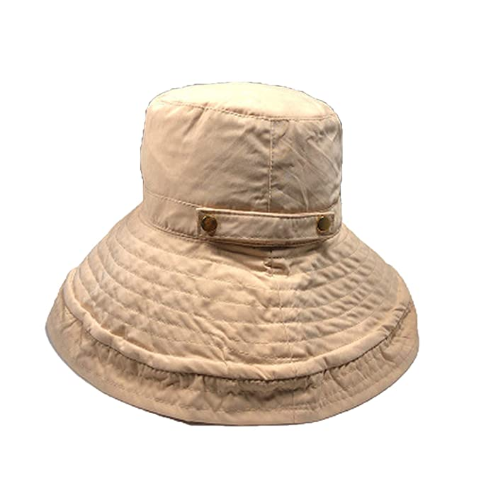 2018 Bucket Hats for Women Men Panama Bucket Cap Women Hat Fisherman ... 17cf03fd640f