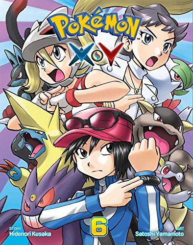 Pokémon X•Y, Vol. 6 (Pokemon) Photo - Pokemon Gaming