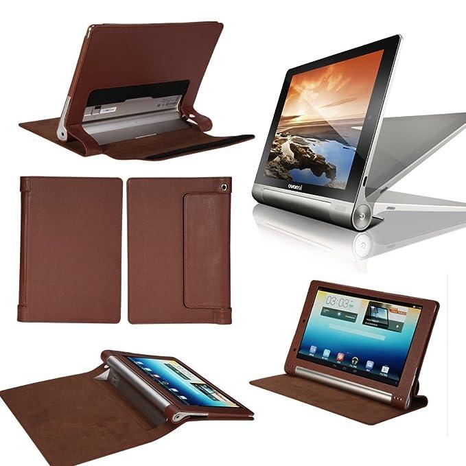 Funda Lenovo Yoga Tablet 2 8 pulgadas (Yoga 2 - 830) piel ...