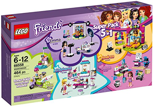 LEGO Friends Super Pack 66558 - Target Exclusive 5pk