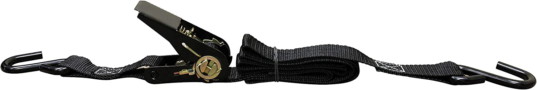 New X-Stand Treestands Ratchet Strap 8/' Ratchet Strap Black