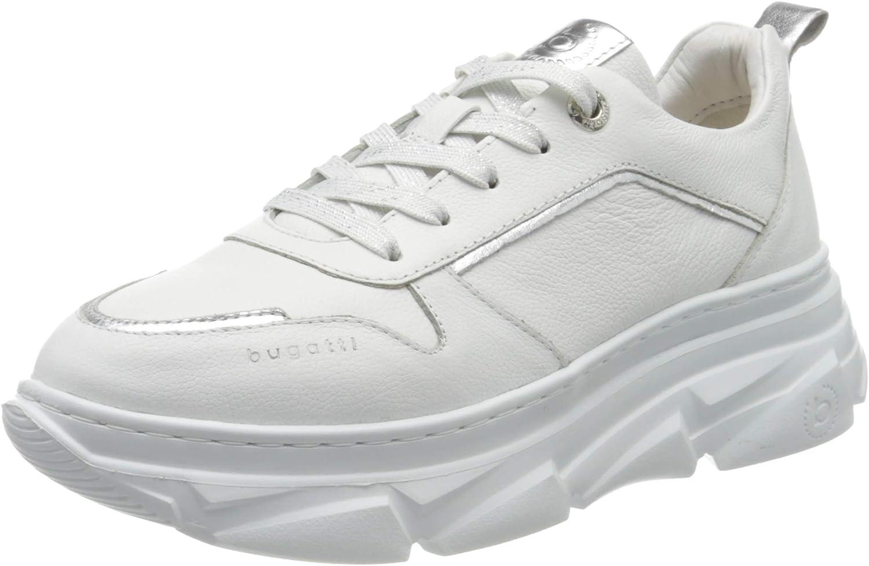 Bugatti Womens 431407141000 Low-Top Sneakers