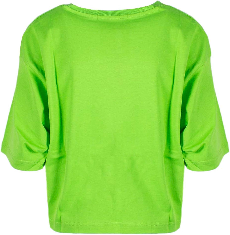 BOY LONDON T-Shirt Woman BOYTSHDN172ST0283984 Green