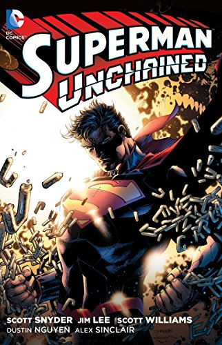 Top 10 best superman graphic novels new 52 for 2019