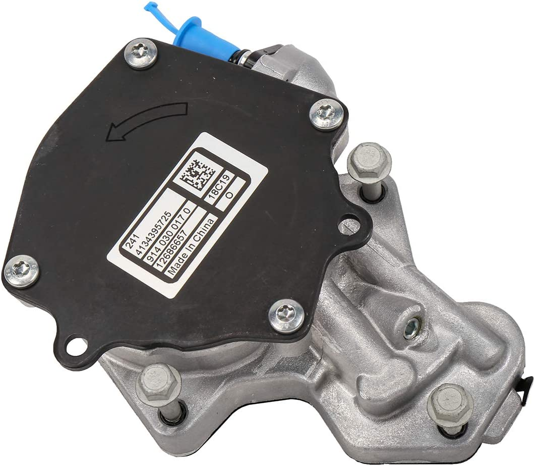 ACDelco 12686657 Vacuum Pump 1 Pack