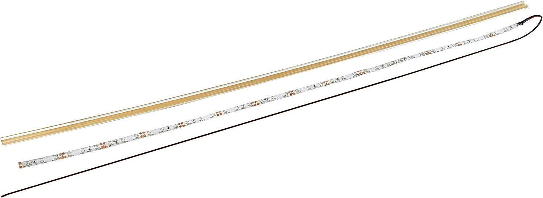 Shoreline Marine LED Flex Light Track Kit