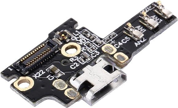 YANCAI Repuestos para Smartphone para ZTE Nubia Z9 Mini / NX511 Junta de Puerto de Carga Flex Cable: Amazon.es: Electrónica